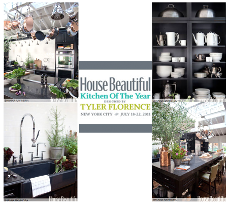 Recently I Heard Through The Grapevine That A Kate Spade New York Representative Would Be Speaking At House Beautiful S Kitchen Of The Year At Rockefeller